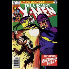 Today at www.LongboxGraveyard.com -- Everybody Dies! #comics #XMen #SBTU