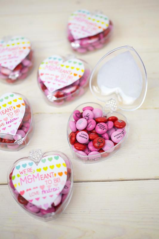 Free Printable M&M Valentines