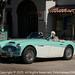 2014 Little Car Show, Pacific Grove, California: Austin Healey 3000 by Beetlebomb Pohutukawa