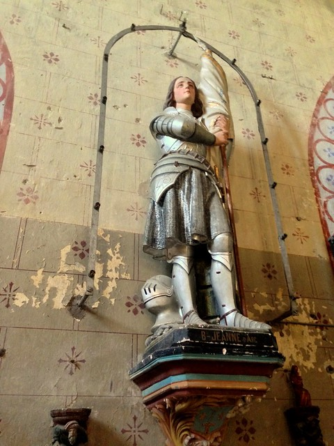 Joan of Arc Statue/Shrine
