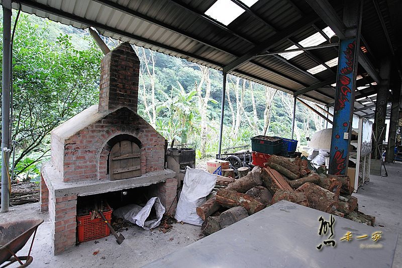 頭城農場烘培窯披薩親子DIY