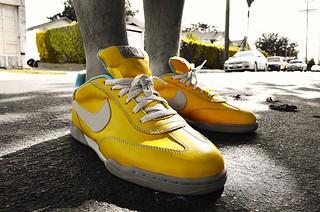 2005 Nike SB x OS Gemeos Paris Zoom FC