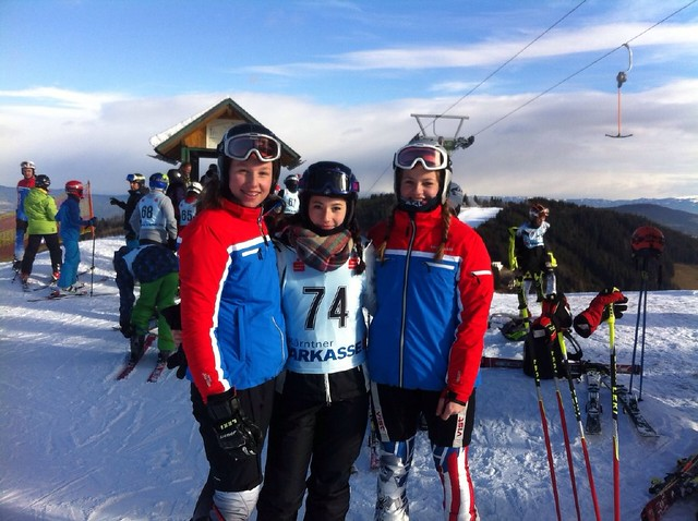 Talmeisterschaft Schi alpin