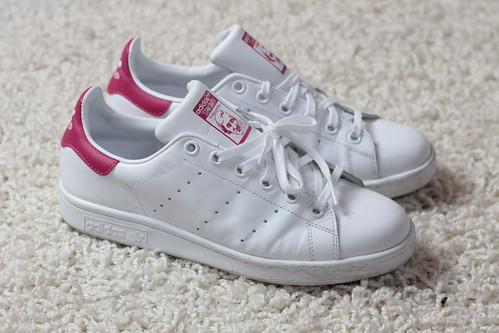 adidas stan smith damen weiß rosa