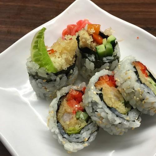 推薦高雄日本料理吃到飽,好吃的松江庭生魚片跟壽司料理 (8)