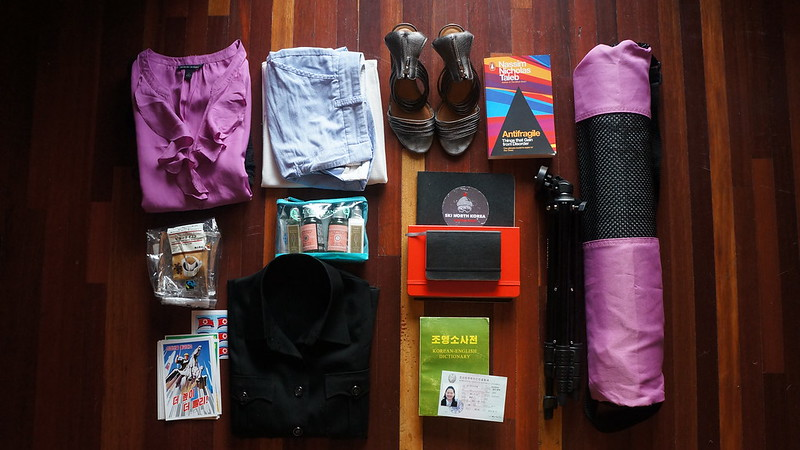What to pack for North Korea travel