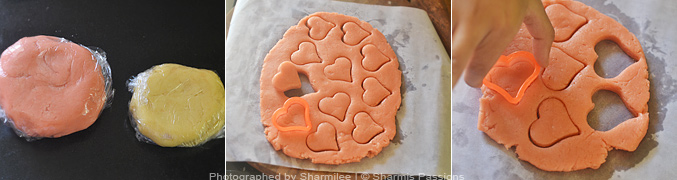 How to make Little Heart Cookies Recipe - Step6