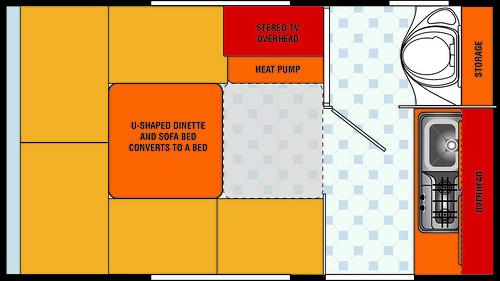 S Floor Plan