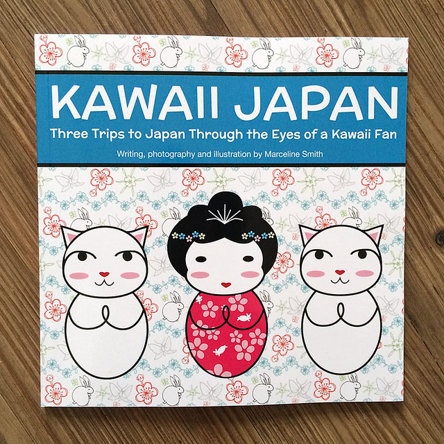 My Kawaii Japan book has been updated and refreshed