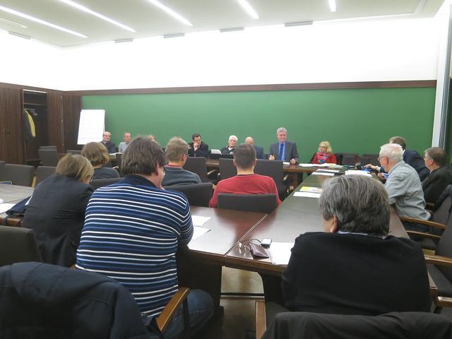 Neukölln committee for traffic meeting