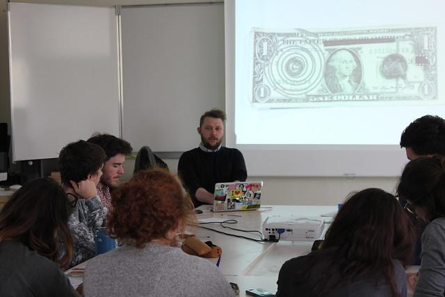 Workshop Papier Bois Carton DSAA Lab Rennes