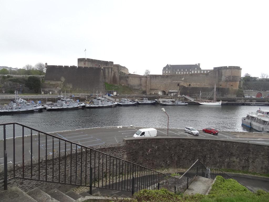 Chateau de Brest