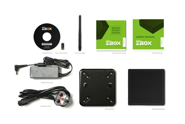 Zotac ZBOX M series