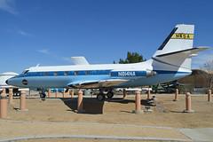 Lockheed Jetstar 6 'N814NA'