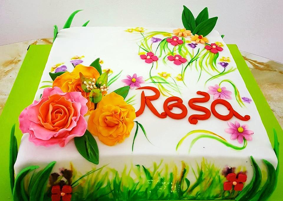Beautiful Cake by Colores y Sabores