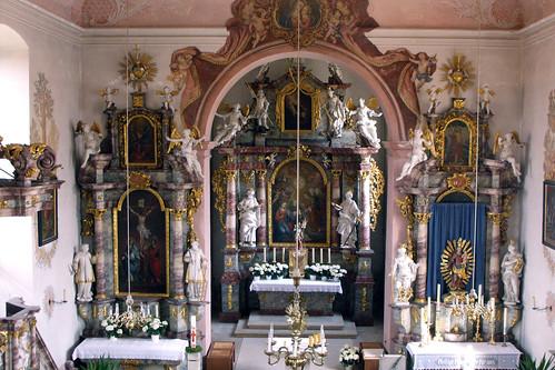 St. Ägidius, Kleinbardorf