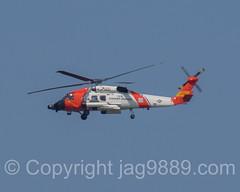 U.S. Coast Guard Helicopter, 2016 Fleet Week New York