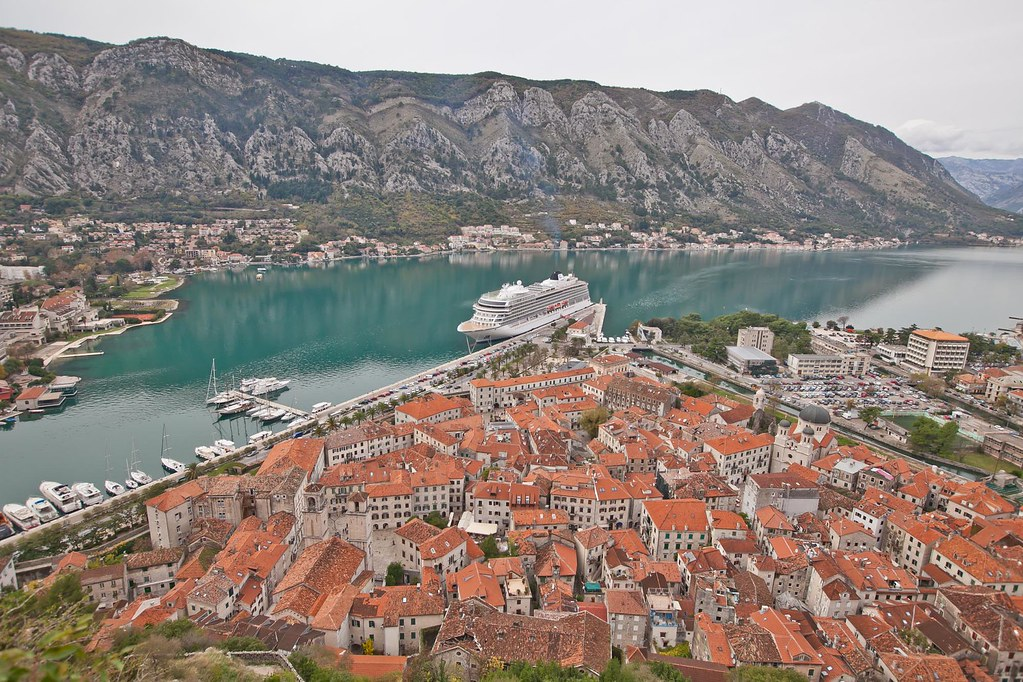Viking Star in Kotor-3 | Viking Star cruise  For re-publicat