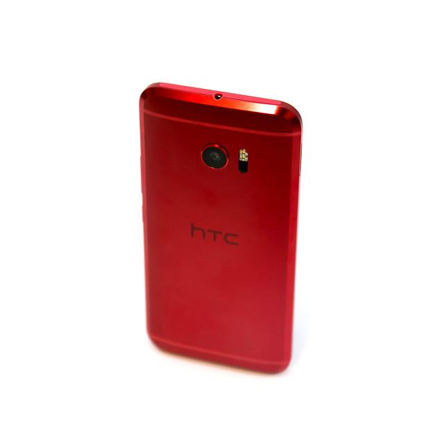 [多圖注意] 實機拍攝分享日系客製色彩 HTC 10 新色『夕光紅』!超美的金屬紅! @3C 達人廖阿輝