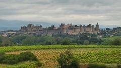 Château de Carcassonne.