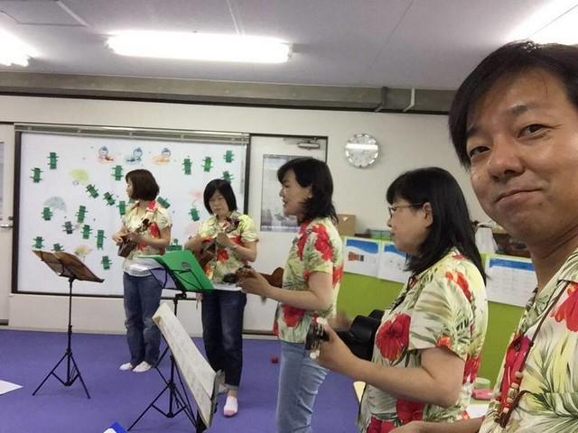 【出張レッスン】放課後デイサービス「エントランス伊丹本校」2016.6.19_9