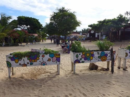 Strade di sabbia a Jeri