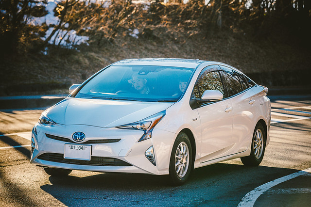 Prius (XW50) - Toyota