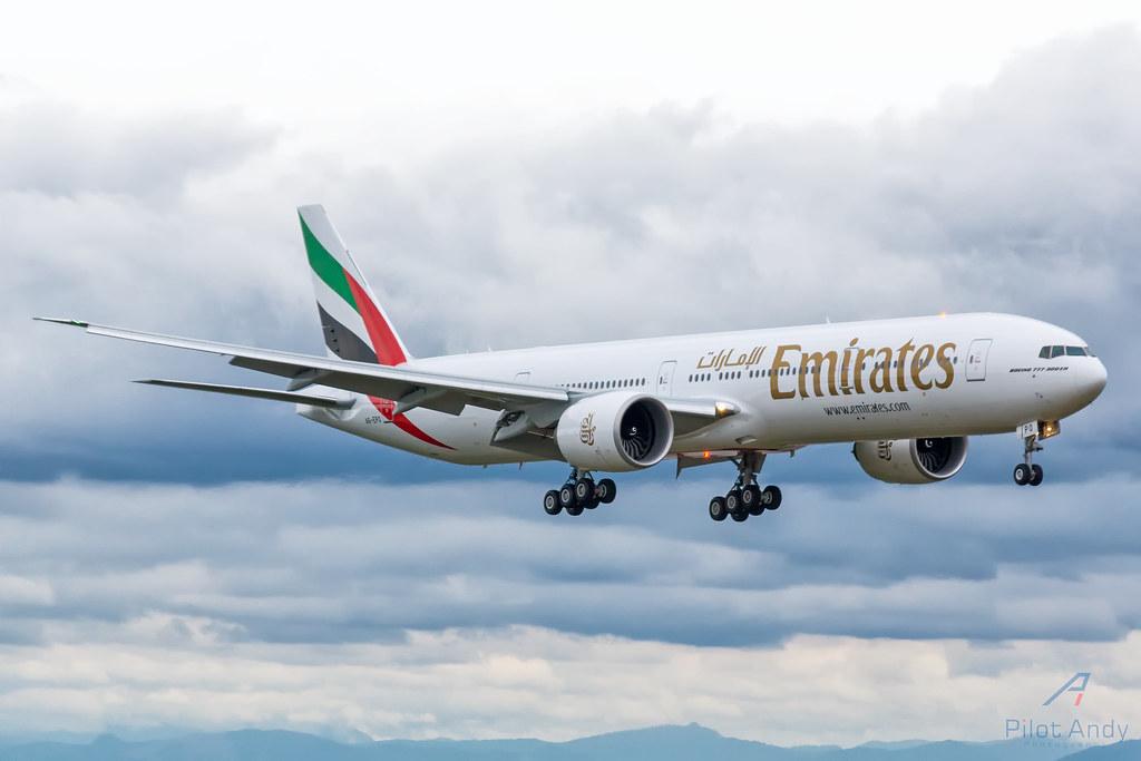 A6-EPO - B77W - Emirates