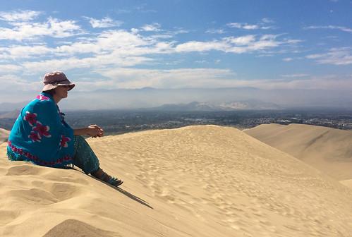 Huacachina: une oasis au milieu de dunes de sable gigantesques