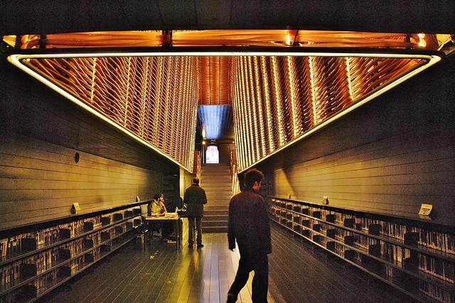36 Matadero Cineteca Archivo Documenta. EXPLORE 459 on May 12, 20135394