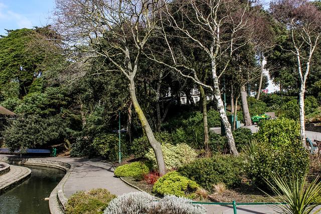 Lower Pleasure Garden de Bournemouth
