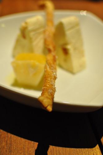 ginger nougat