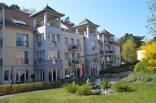 Hotel Villen im Park, Villa Seeadler