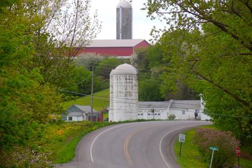 barn farm hills townofonondaga