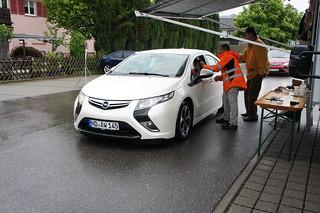Opel Ampera EcoDrive Sempachersee