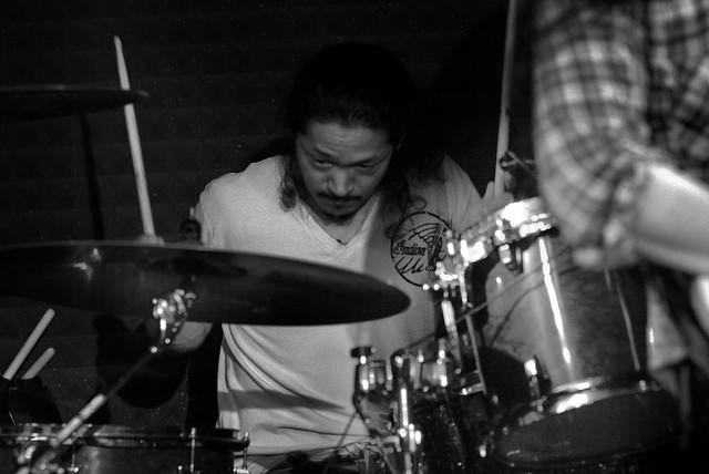 O.E. Gallagher live at Crawdaddy Club, Tokyo, 15 Jun 2013. 331