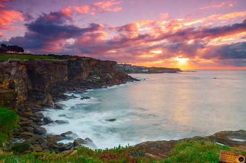 *Rays of Hope* - Coogee Beach, Australia