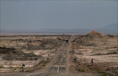 landscape desert iran paesaggio garmeh