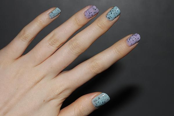 Illamasqua Speckled Nail Polish