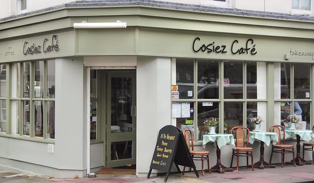 Cafe - Brighton