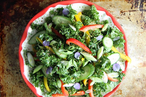 Asian Kale Salad