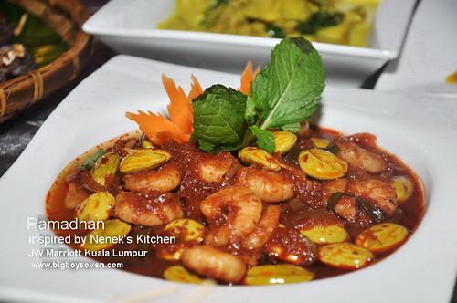 Ramadhan inspired by Nenek's Kitchen at JW Marriott Kuala Lumpur 4