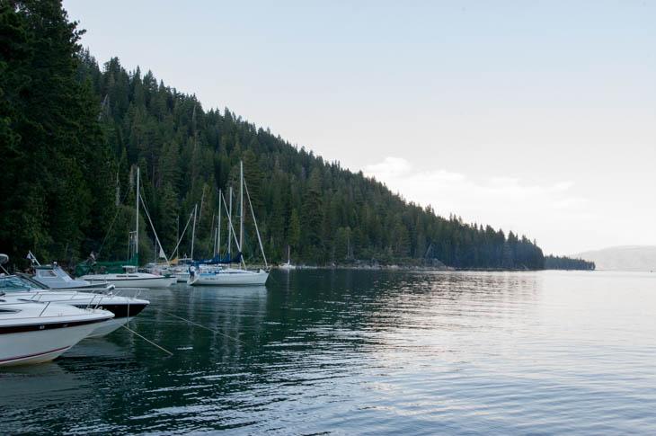 @ Emerald Bay