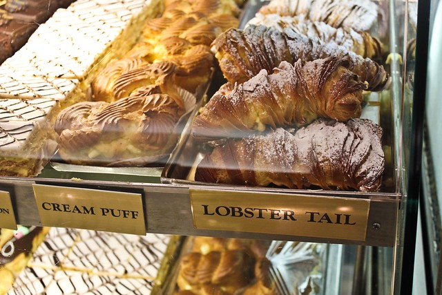 Lobster Tail another Ferrara specialty