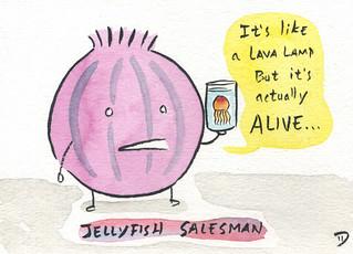 Jellyfish Salesman