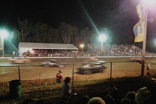 Z Crew: Figure 8 Races at the Fair