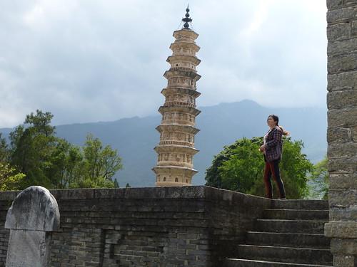 Yunnan13-Dali-1. Pagodes-étang (36)
