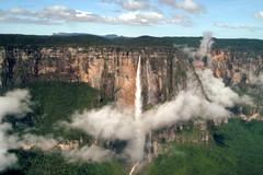 ¿Cuál es la catarata más alta del mundo?
