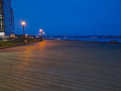sunrise dawn novascotia boardwalk bluehour halifax halifaxharbour dschx100v sonydschx100v