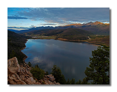 sunrise colorado lakedillon sapphirepoint